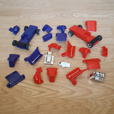 Scalextric 1:32 Demolition Derby 'Quick Build' Cars - Spare Parts • 11£