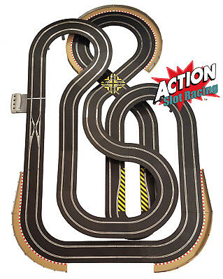 Scalextric Sport 1:32 Track Set - Huge Layout DIGITAL AS5 #Q • 219.99£