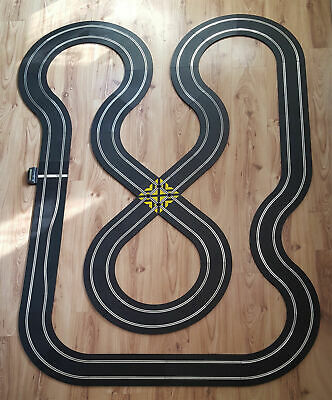 Scalextric Sport 1:32 Track Set - Figure-Of-Eight Layout #A • 59.99£