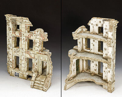 KING AND COUNTRY WW2 Ruined Building SP71 SP071 • 218.95£