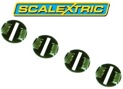 NEW Genuine Scalextric C8329 Quick Change Eyelet Round Disc Braids X4 For Guides • 2.99£