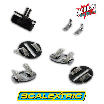 Scalextric Start 1:32 Spares - C8312 Guide Blade & Braid Plates • 4.99£