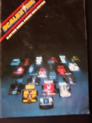 SCALEXTRIC,   20th  Edition 1979  CATALOGUE   • 2.99£