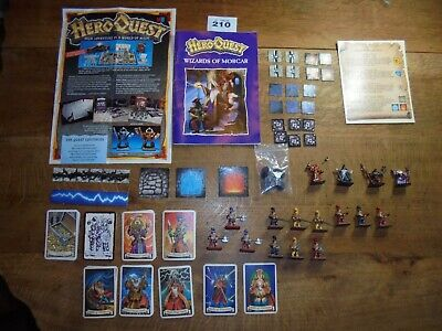 Games Workshop Hero Quest Heroquest Wizards Of Morcar Expansion Heroquest • 249.99£