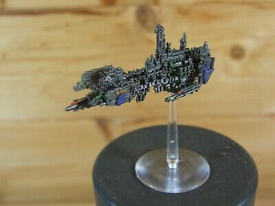 Classic Metal Battlefleet Gothic Space Marine Strike Cruiser Well Painted (3167) • 30£