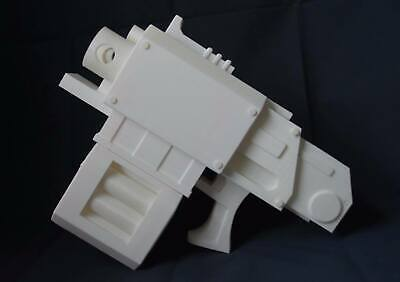 40k Imperial Guard, Space Marine, Storm Bolter Life Size For Cosplay Larp • 185£