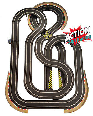 Scalextric Sport 1:32 Track Set - Huge Layout SPORT AS5 • 139.99£