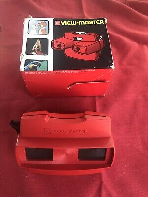 Viewmaster And Various Reels • 120£