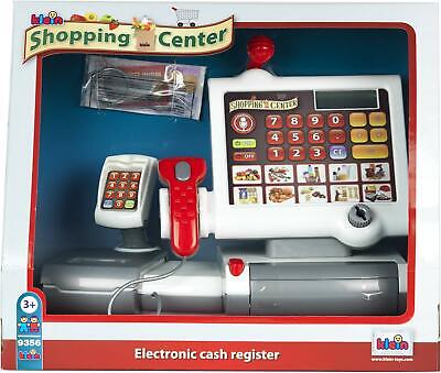 Klein LARGE CASH REGISTER SET WITH ACCESSORIES Pretend Play Home Toy BN • 52.99£