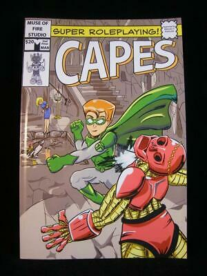Capes - Super Roleplaying - RPG • 19.95£