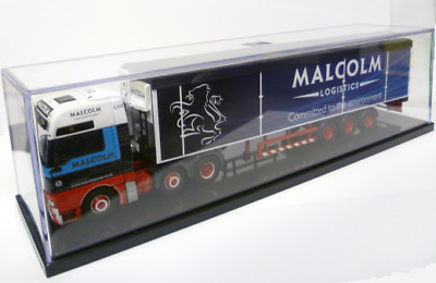 Trumpeter 09809 Display Case Suitable For 1:50 Scale Corgi Trucks For Code 3 • 12.99£