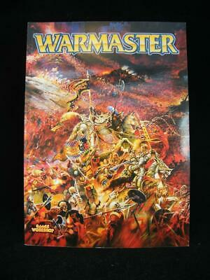 Warmaster Rulebook - Games Workshop • 39.95£