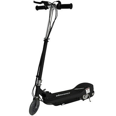 Electric Scooter Kids Escooter Black Battery Childrens Adjustable Ride On Toy • 69.99£