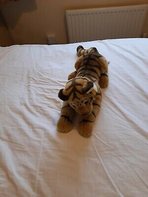 Steiff Radjah Tiger 45cm Long • 60£