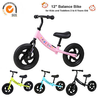 Kids Children Balance Bike Toys for Boy&Girl Gift Toddler Bicycle Training Bike • 26.95£