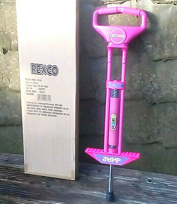 New Pogo Stick In Box REXCO PINK Buyer Collects Bridgend  • 20£
