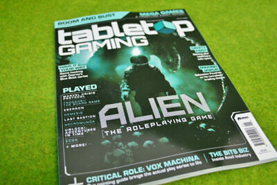 TABLETOP GAMING MAGAZINE Issue 38 JANUARY 2020 • 5.25£