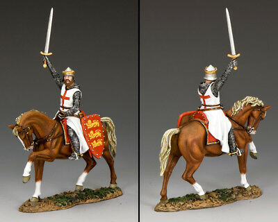 KING AND COUNTRY Richard The Lionheart (mounted) MK173 • 130.95£