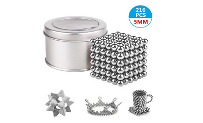 Magic Building Ball Toys With 216pcs For Intelligence Learning And Stress Relief • 2.99£