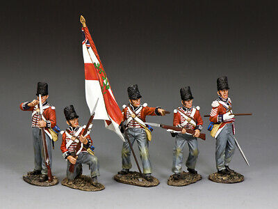 KING AND COUNTRY NAPOLEONIC The Redcoat Value-Added Set NA-S08 • 273.95£