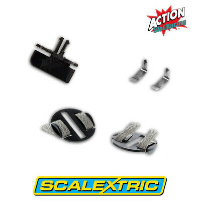 Scalextric Start 1:32 Spares - C8312 Guide Blade & 2 Braid Plates • 2.99£