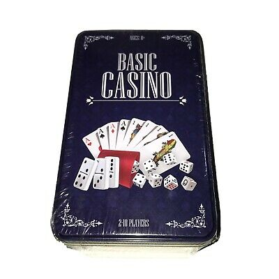 Children's Basic Casino Games Set 2 - 10 Players • 5.49£