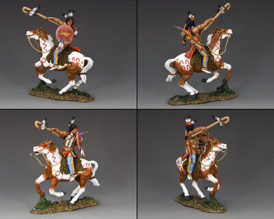 KING AND COUNTRY  Running Bull  - Sioux - The Real West TRW055(P) • 141.95£