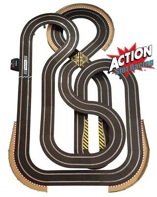 Scalextric Sport 1:32 Track Set - Huge Layout Digital ARC Pro AS5 • 249.99£