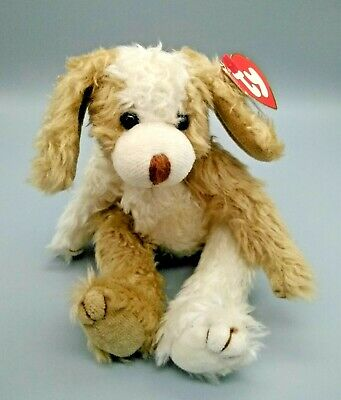 Ty Beanie Babies -Attic Treasures Collection 1993 Scruffy Dog - Movable Limbs • 6.99£