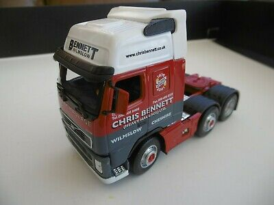 Volvo FH Tractor Unit Chris Bennett  1:50 Scale  Ideal Code 3 • 13.99£