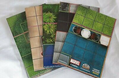 Heroclix - Game Maps - Promo - OP - Event Maps -  Choose You Map • 4.99£