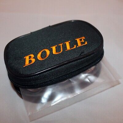 Indoor Boules (Small) Complete With Jack + Measurer + Instructions + Zipped Case • 29.50£