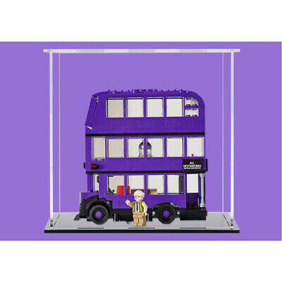 Display Case For LEGO Harry Potter 75957 Knight Bus,Model Case • 14.99£