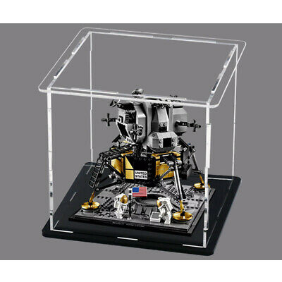 Display Case For LEGO NASA 10266 Apollo 11 Lunar Lander, Model Case • 20.99£
