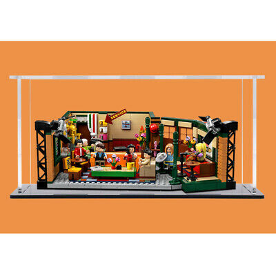 LEGO Friends Accessories For Central Perk 21319 Display Case • 23.99£