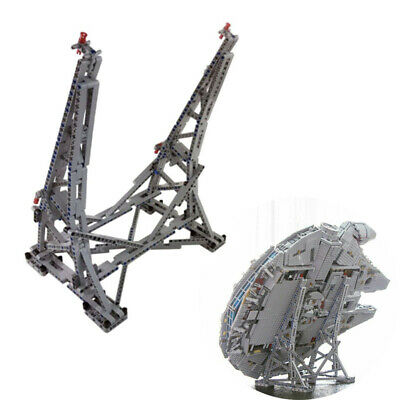 For LEGO Star War 75192 Falcon Millennium Display Stand Support Foothold • 26.99£