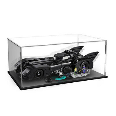 Display Case For LEGO DC Batmobile 76119 Joker Batman, FAST SHIP • 24.99£