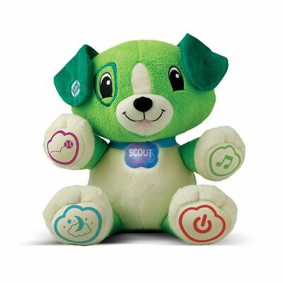LeapFrog 80-19156E Puppy My Pal Scout (Green) Educational Toy With Learning... • 24.99£