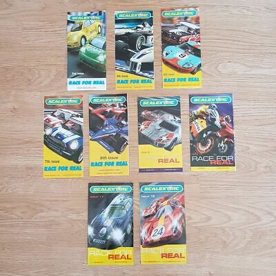 Scalextric Catalogues - Issue 2nd 5th 6th 7th 8th 9 10 11 12 • 9.99£