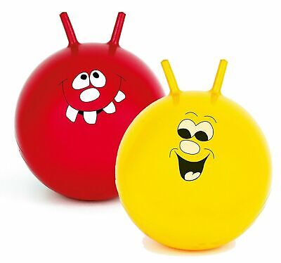 Large Space Hopper Inflatable Kids Outdoor Indoor Jumping Bounce Ball UK SELLER  • 6£