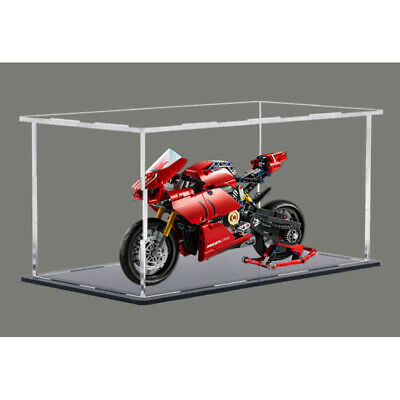 Display Case For LEGO Technic Ducati Panigale V4 R Motorbike(42107) • 24.99£