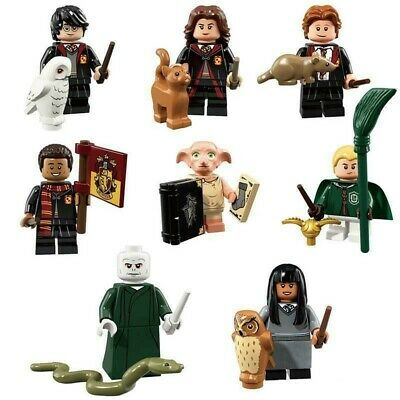 Lego And Custom Harry Potter Mini Figures Fantastic Beasts - CHOOSE  • 13.99£