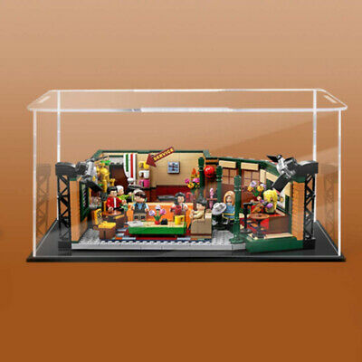 Display Case For LEGO 21319 Central Perk Friends Bricks & Decor Light Kit • 25.99£
