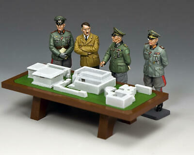 KING AND COUNTRY The Atlantic Wall Set WW2 German WH093 • 229.95£