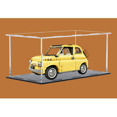 Display Case For LEGO Creator Fiat 500 Classic(10271) • 22.99£