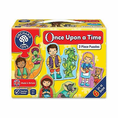Orchard Toys Once Upon A Time Jigsaw Puzzle • 4.99£