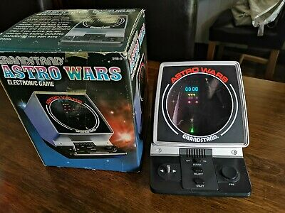 Grandstand 5118-5 Astro Wars Electronic Game, Tested, Boxed With Insert  • 95£