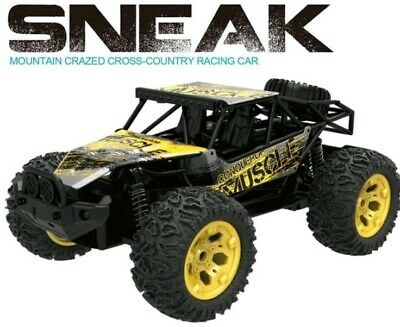 LARGE OFF ROAD MONSTER TRUCK BUGGY 25KM/H RECHARGEABLE Remote Control Car FAST  • 37.99£