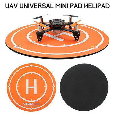 25cm Portable Landing Pad For DJI Spark/Mavic Pro/Air Drone Universal UK • 7.99£