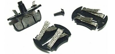 Scalextric - C8330 - Drift Guide Blade/2 Braid Plates/ Screw - 1:32 Scale • 5£